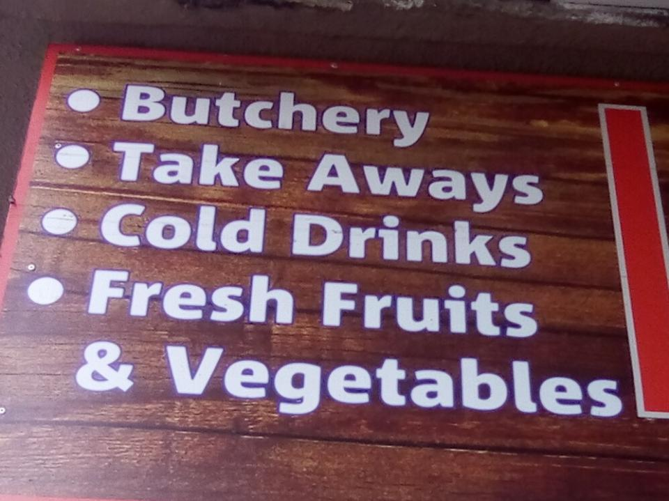 Established Food Retail Outlet in Springs