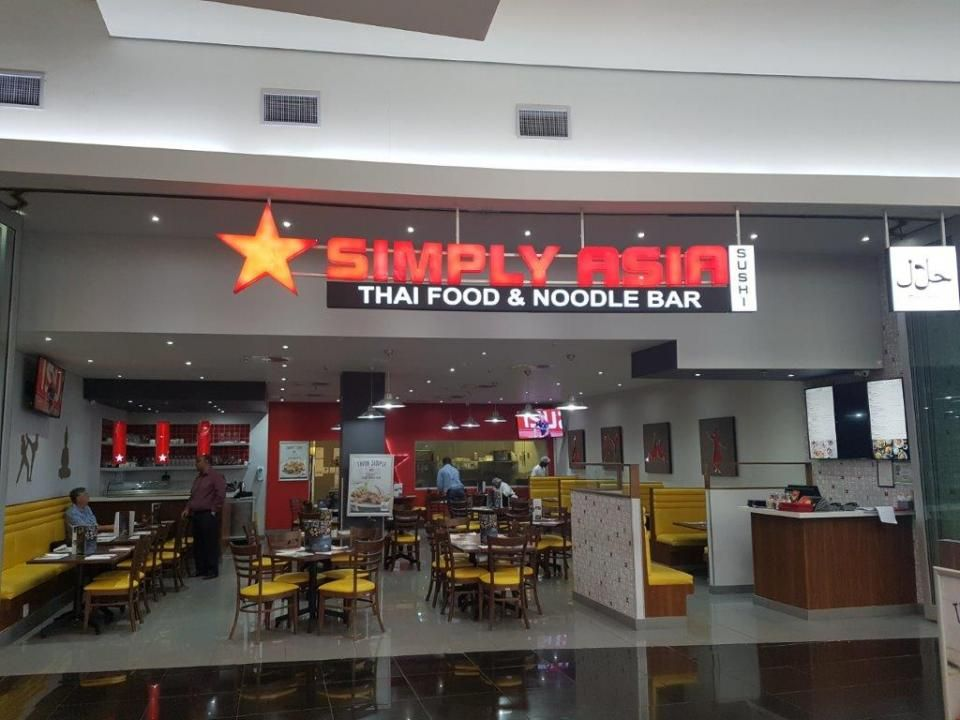 For Sale Simply Asia Franchise Restaurant In Galleria Mall Reduced