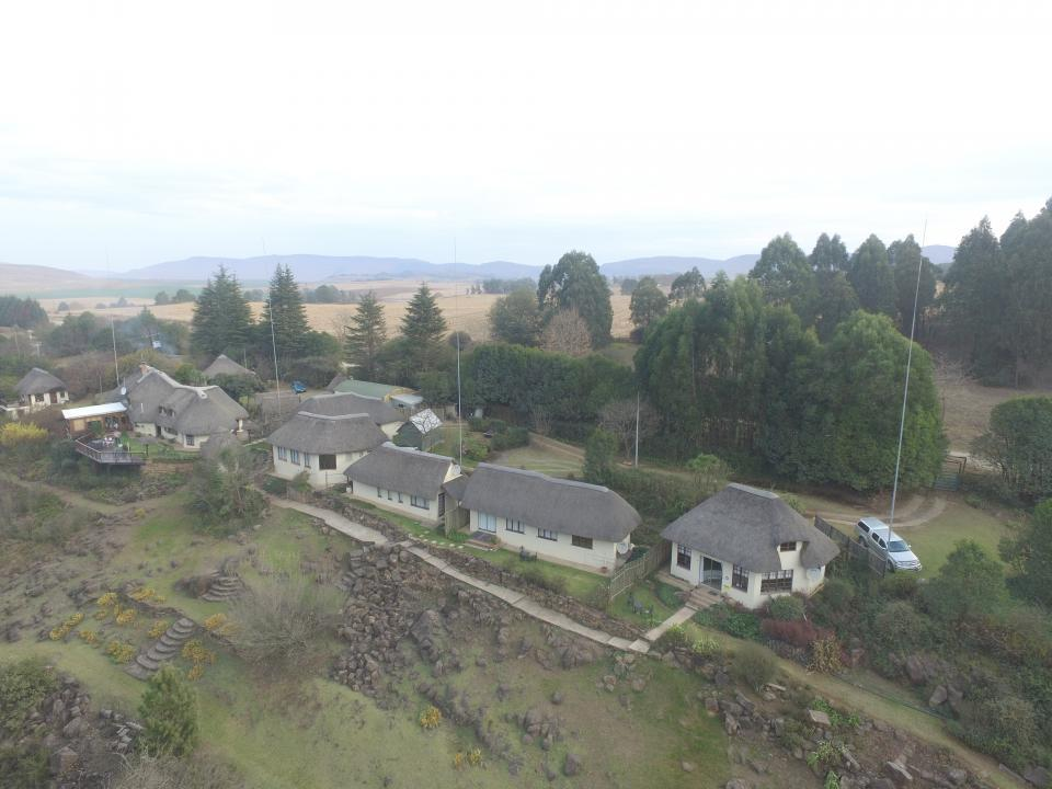 A country guesthouse in the KZN Midlands