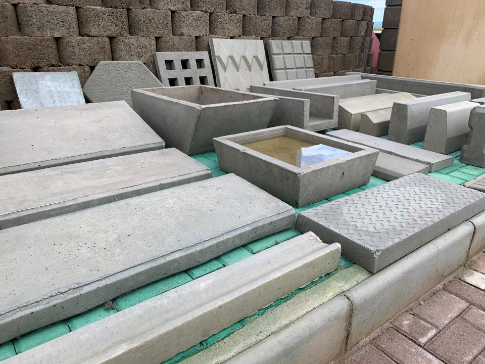 Manufacturing of precast concrete walling and products, retailing throughout Namibia.