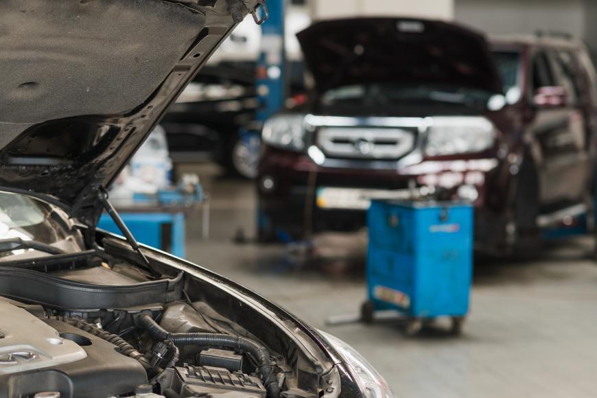 Franchise - repairs and services for all vehicles