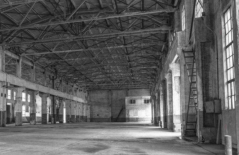 Prime Industrial Building selling under valuation