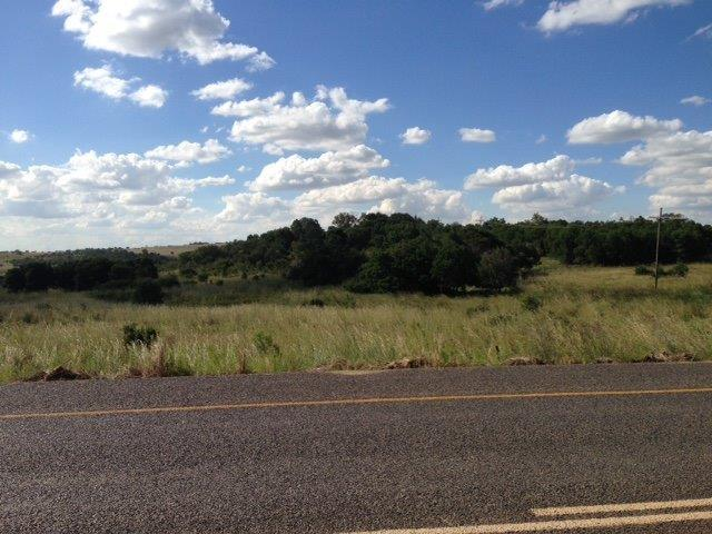 Farmland for subdivision to plots in Pretoria east