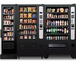 23 Vending machines in operation